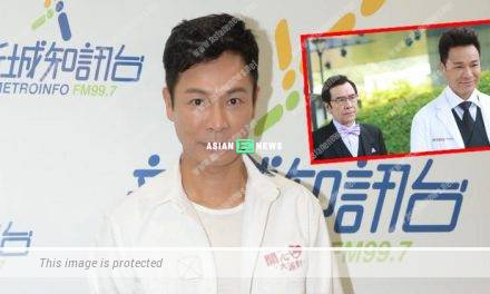 Roger Kwok declares his innocence when his role character is slammed by the netizens