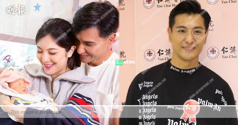 Ruco Chan hopes to become a father again as a gift on Father's Day?