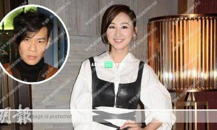 Samantha Ko exposed Tang Chi Wai cried when watching her drama