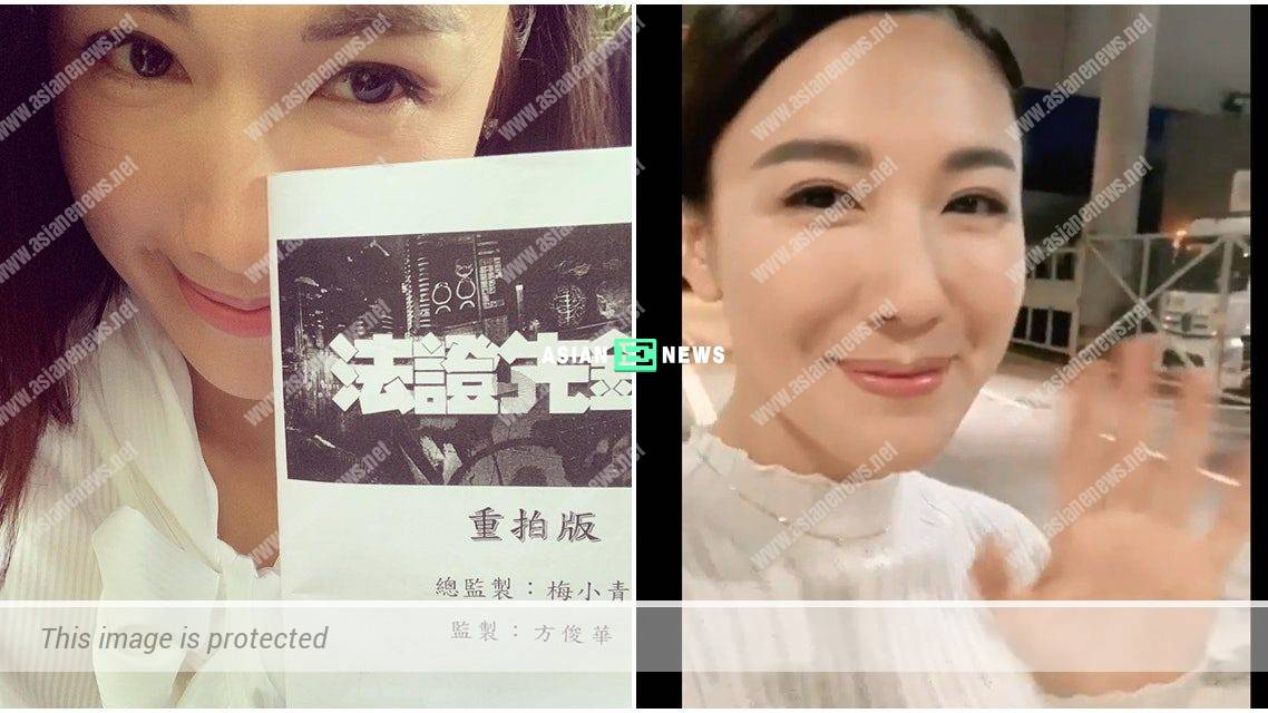 Forensic Heroes IV drama: Selena Lee said it is harder than the first time