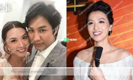 Getting her doctor boyfriend as protection? Alice Chan said no idea
