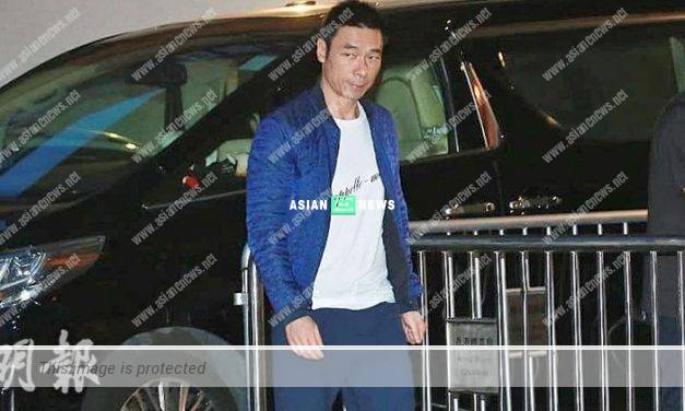 Andy Hui continued to turn up at Sammi Cheng's concert