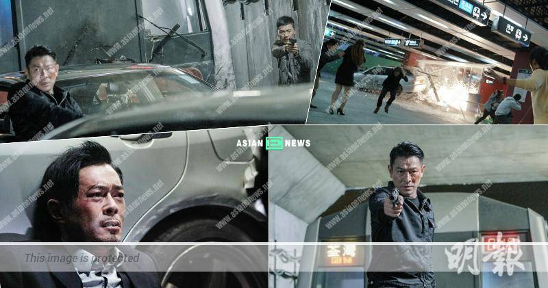 The White Storm 2 – Drug Lords film: Louis Koo has reservation about the script