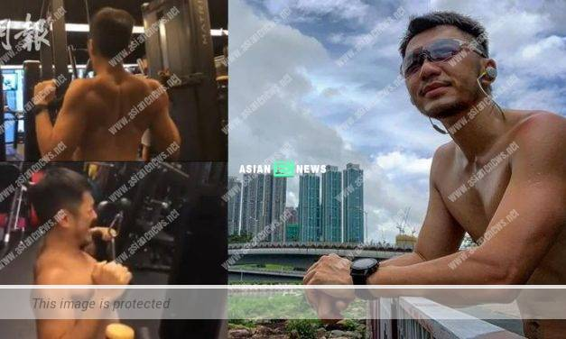 Line Walker 3 Drama: Benjamin Yuen is getting prepared and training hard