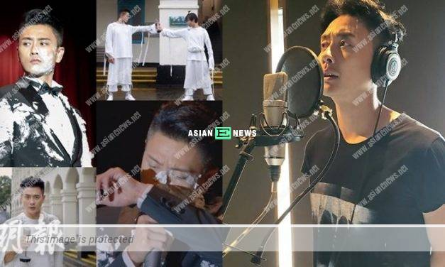 Making a comeback to singing industry? Bosco Wong records a new song