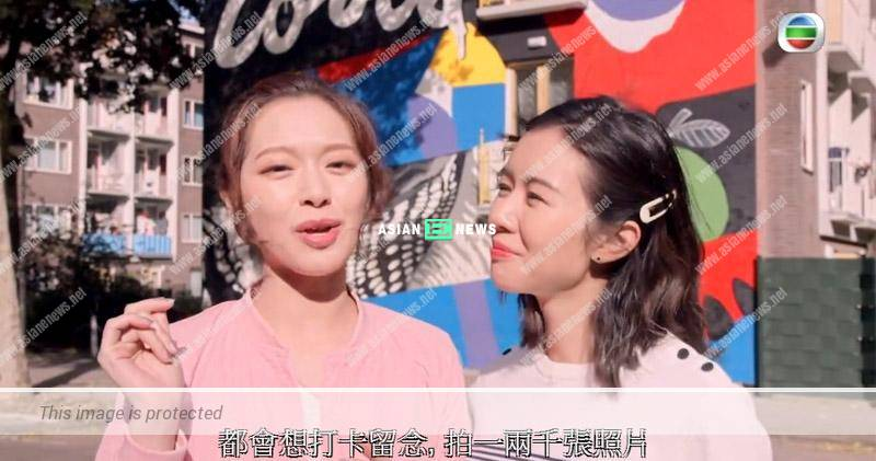 Crystal Fung and Louisa Mak hosted new show together and received mixed reviews