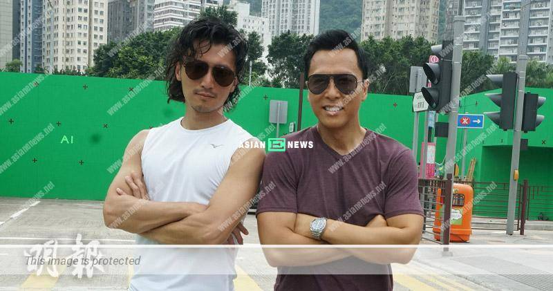 Raging Fire Film: Donnie Yen and Nicholas Tse fired nearly a million bullets