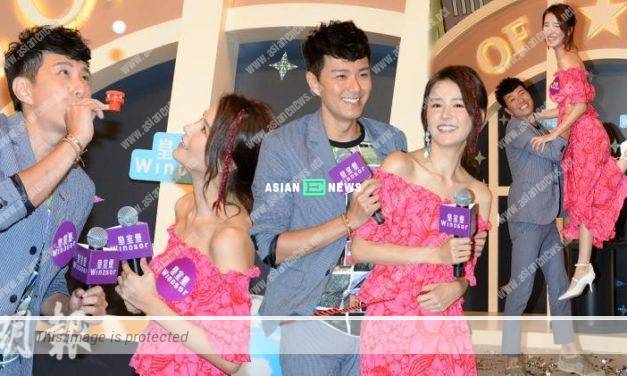 Priscilla Wong is unhappy when Edwin Siu spends more time with Raymond Cho