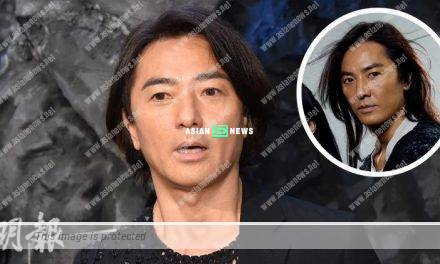 Ekin Cheng was looked down when joining the show business as a newcomer