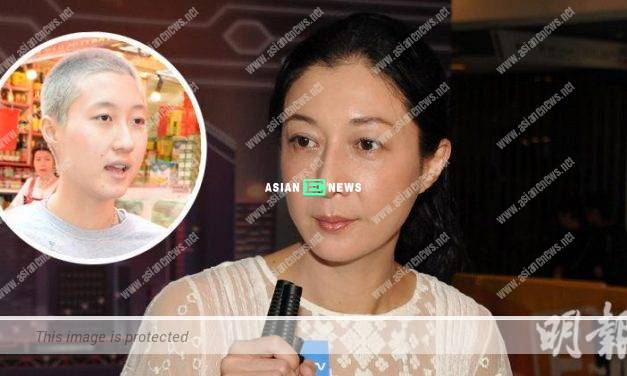 Elaine Ng keeps in contact with her daughter, Etta Ng