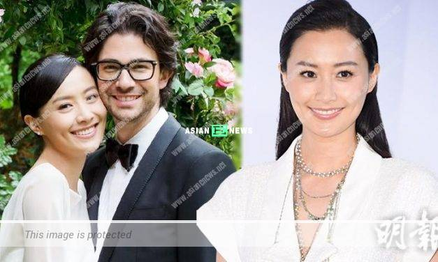 Fala Chen reveals her husband loves to stay in Hong Kong