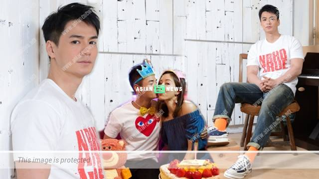 Him Law stays in Hong Kong and plans for a baby with Tavia Yeung