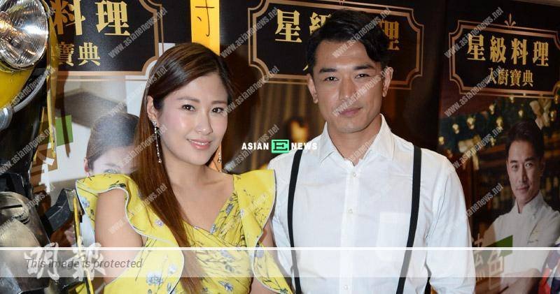 Janet Chow and Stefan Wong released a cookery book together