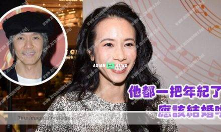 Karen Mok gives her blessings if Stephen Chow is getting married