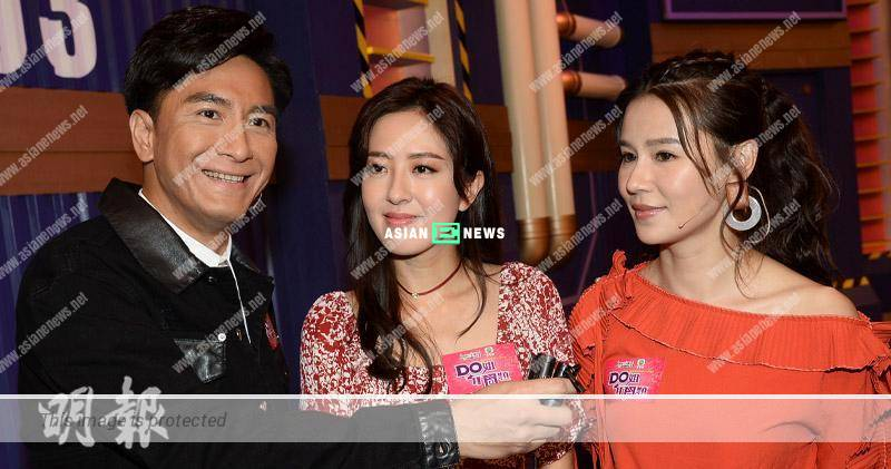 Priscilla Wong exposes Kenneth Ma and Natalie Tong lack of an opportunity to date?