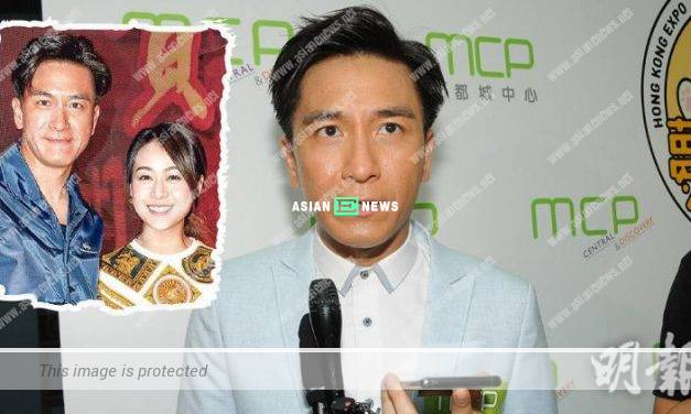 Kenneth Ma ended his relationship with Jacqueline Wong: Please give her a chance