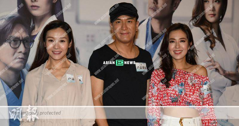 Big White Duel drama: Kenneth Ma wants to date Natalie Tong and Ali Lee