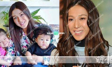 Linda Chung has no plan for another baby unless it is an accident