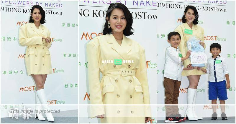 Myolie Wu hopes to have a daughter and plans to ask Aimee Chan for tips