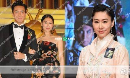 Nancy Wu hopes to work together with her old love, Kenneth Ma