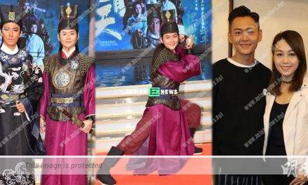 "Owen Cheung is named as ""hell prince"" because of Jacqueline Wong"