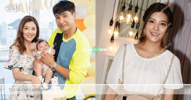 Phoebe Sin feels jealous when Ruco Chan only cares about his daughter