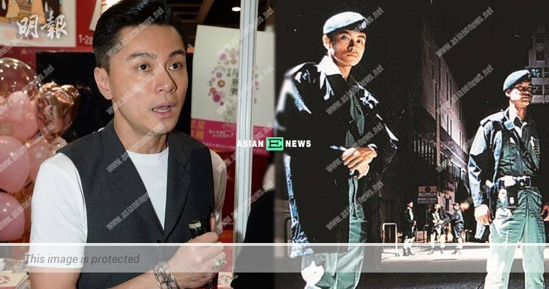 Raymond Wong is shocked when Simon Yam was attacked in China