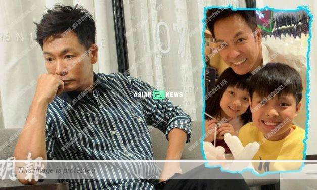 Roger Kwok's son chooses to watch Marvel film than his drama