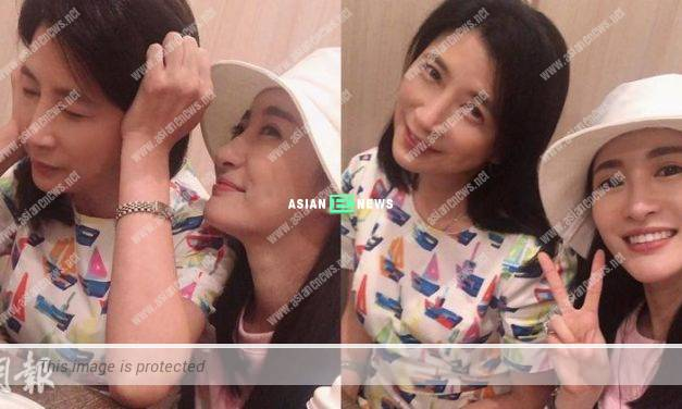 Rosina Lam's mother is 60 years old and continues to look young
