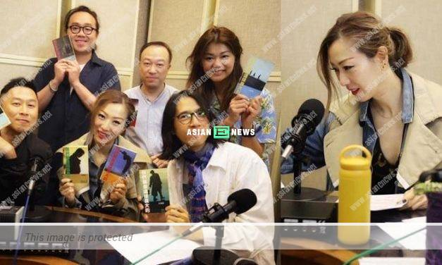 Sammi Cheng recorded the same radio drama after 30 years later
