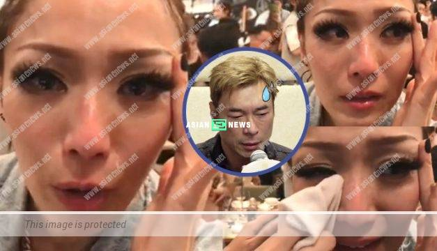 Sammi Cheng cried at the celebration party: Thank you for the help