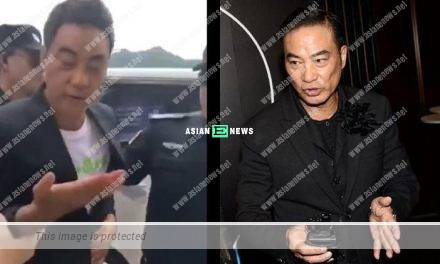Simon Yam is attacked in China and admitted into the hospital
