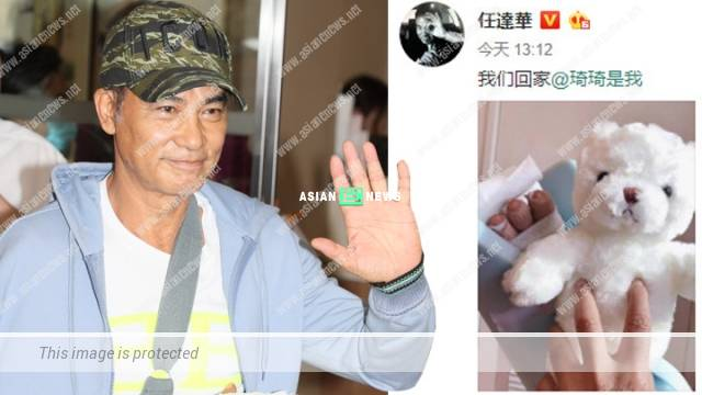 Simon Yam's injury disrupts his family plan and work schedule