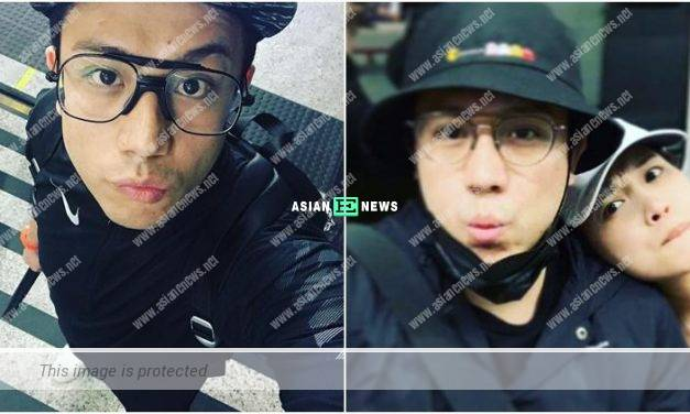 Steven Cheung is suspected to discuss about the marriage procedure at the lawyer firm