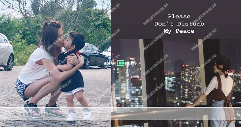 Proving unrelated to Steven Cheung? Angel Chiang makes an announcement