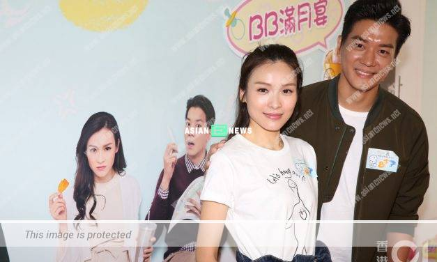 "TV Queen Ali Lee is rumoured to be ""frozen"" by TVB? She focused on doing her duty"