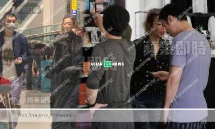 Sammi Cheng and Andy Hui travelled to Vienna to celebrate his birthday