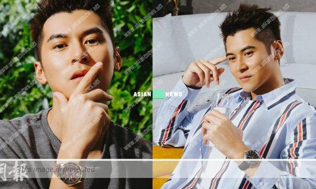Carlos Chan transforms into a sunshine boy and enjoys his current lifestyle