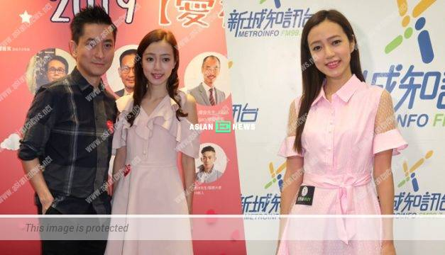 Charmaine Li loves fried food and admits her husband is healthier than her