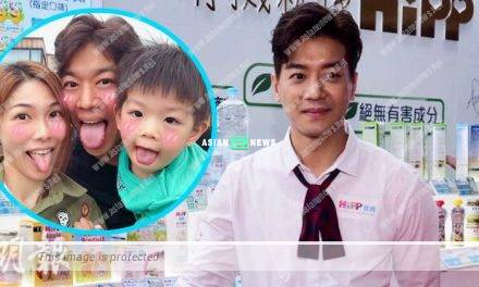 Chris Lai hopes to have a baby daughter next year