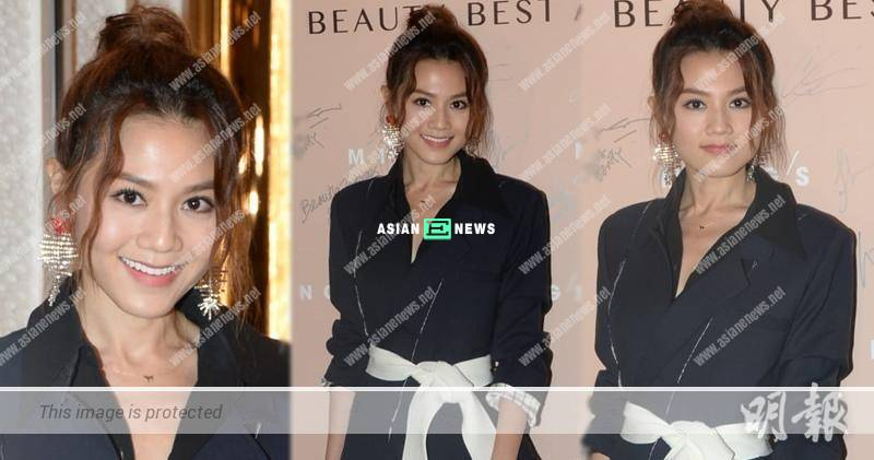 Chrissie Chau's work in Mainland China is cancelled due to safety and political problems
