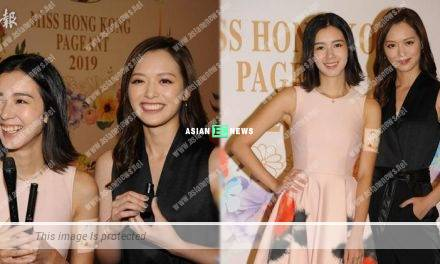 Louisa Mak exposed Crystal Fung was afraid of ghost and dared not sleep alone
