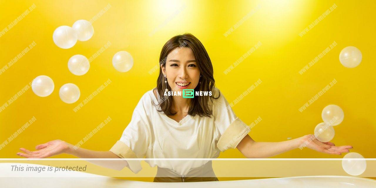 Elaine Yiu felt happy and grateful to know Nancy Wu in her life
