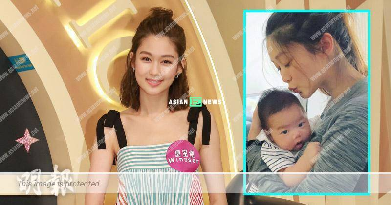 Eliza Sam regains her body figure and has deep passion in filming drama