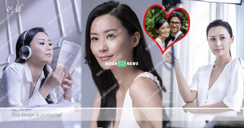 Fala Chen finds it alright to stay apart from her husband frequently