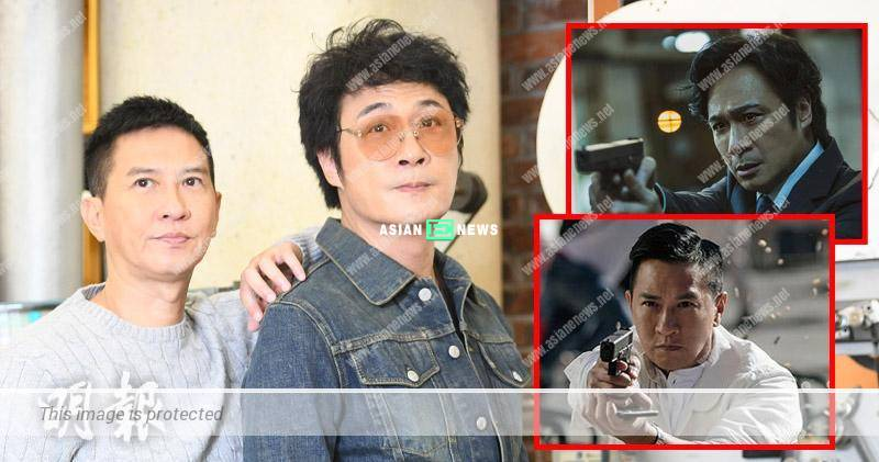 Line Walker 2 film: Francis Ng and Nick Cheung decide to try something different