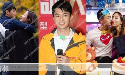 Him Law hopes to film drama together with his wife, Tavia Yeung again