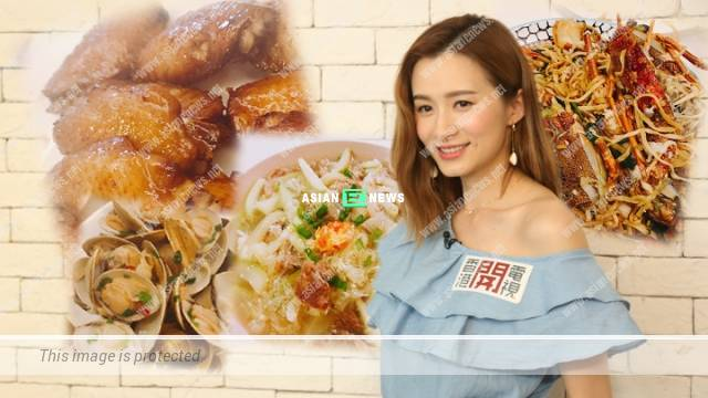 Jess Sum loves to cook and invent her own food recipes