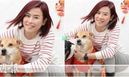 Jessica Hsuan had no choice but to accept her beloved dog, Moon passed away