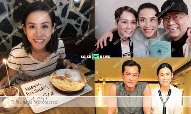 Jessica Hsuan turned 49 years old; Bobby Au Yeung gave his blessings